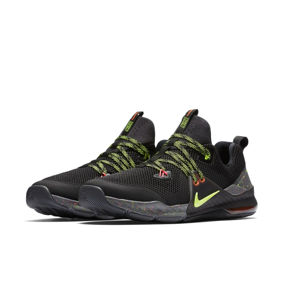 Nike Zoom Command Black/Volt