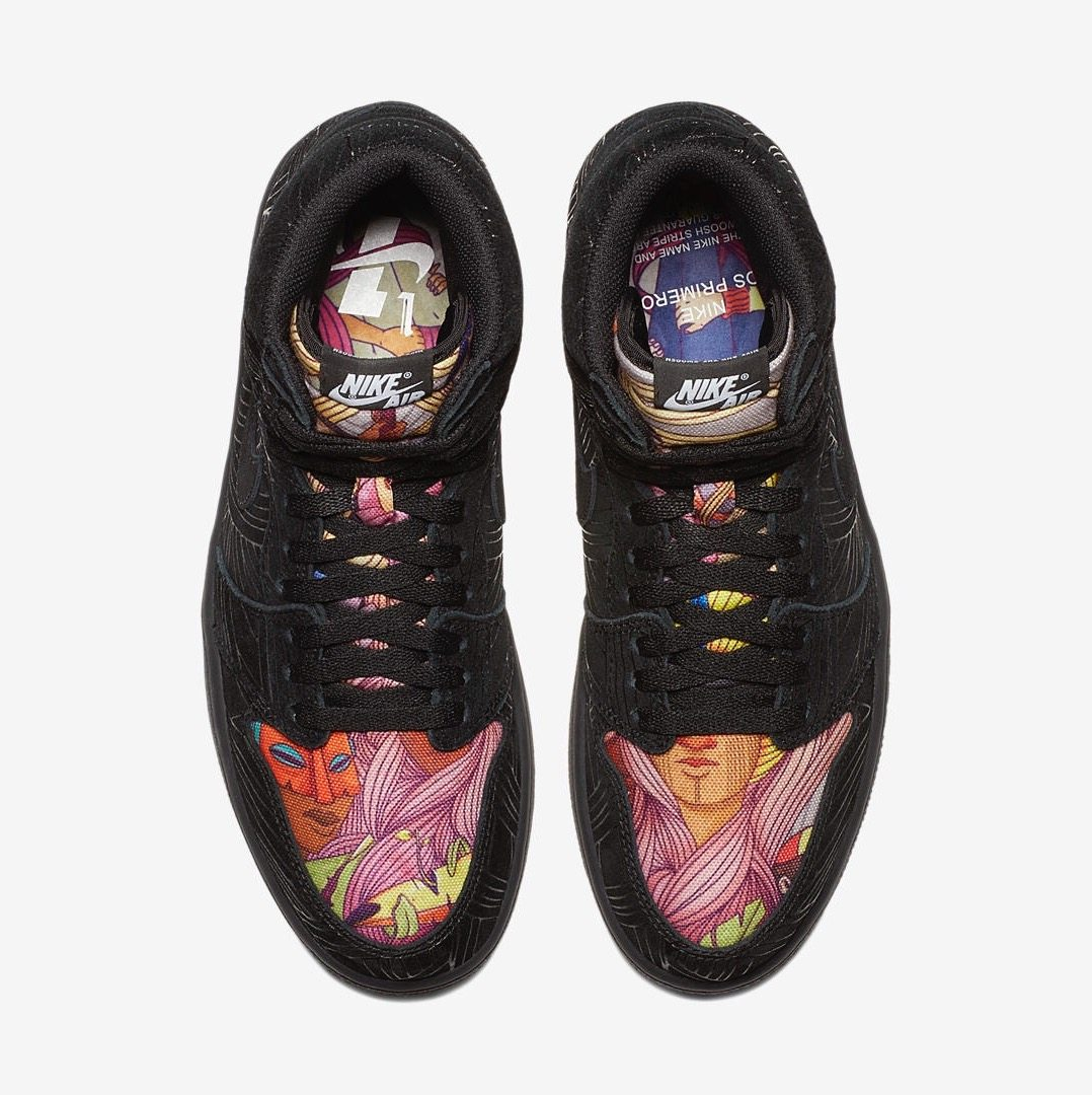 "Air Jordan 1 ""Los Primeros"""