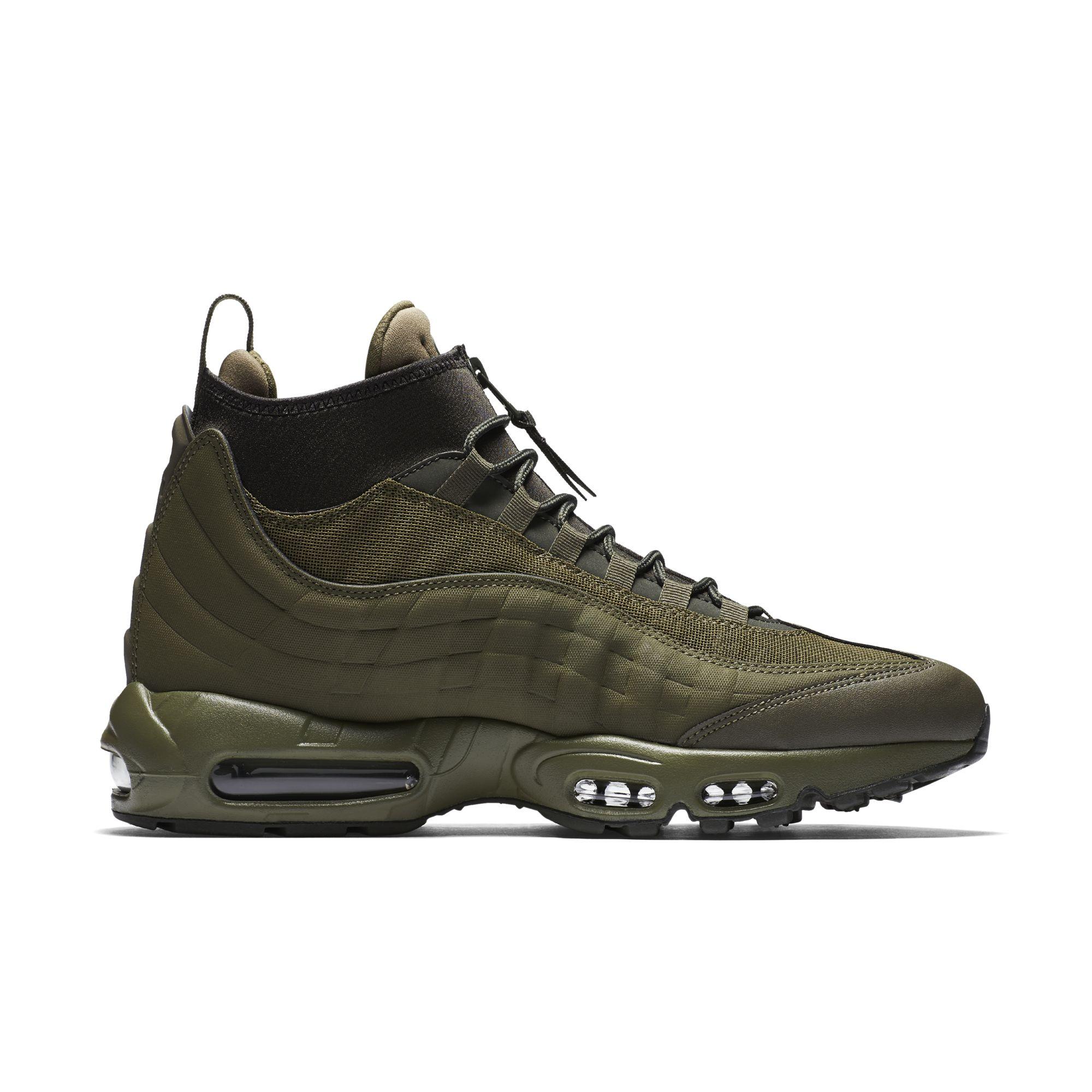 More Nike Air Max 95 Sneakerboots are Releasing   Nice Kicks
