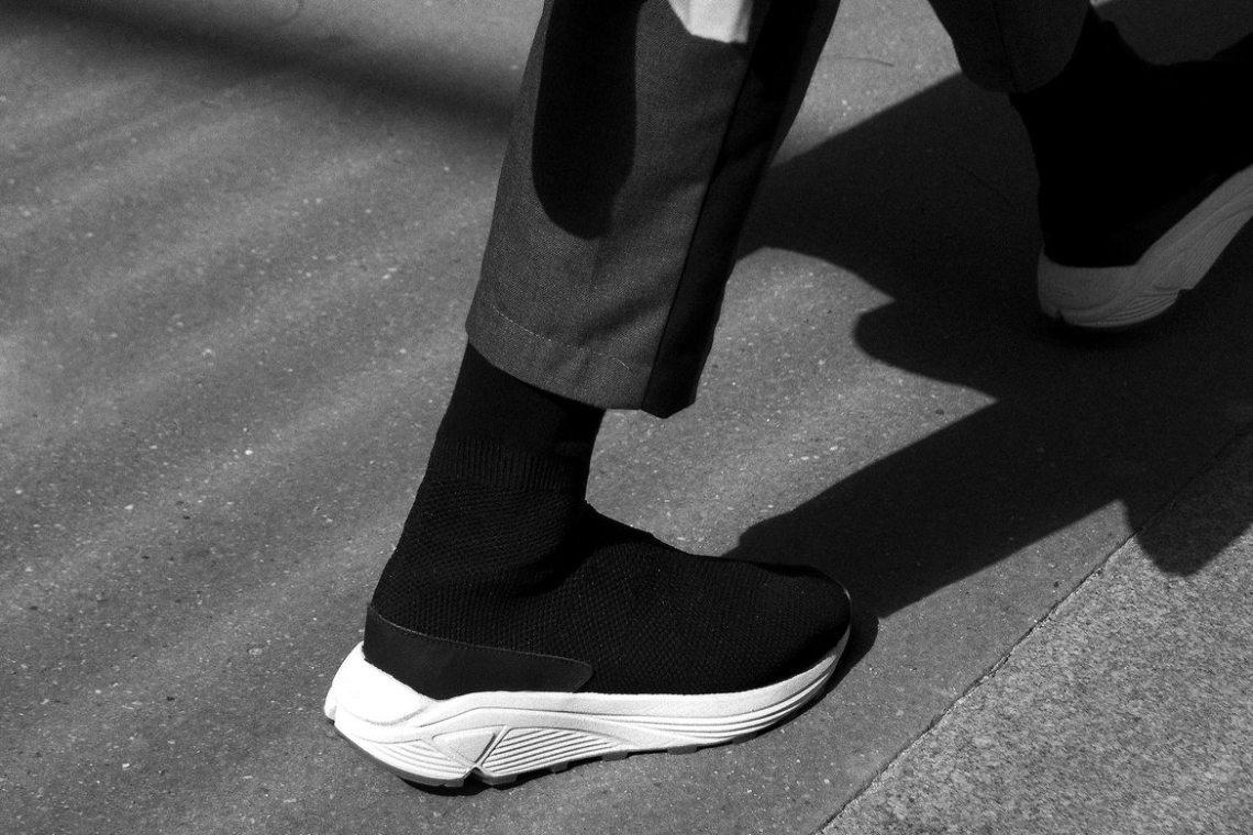 "N.D.G. Studio ""2084"" Sock Sneaker"