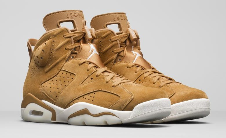 "Air Jordan 6 ""Wheat"""