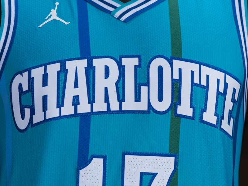 Charlotte Hornets Reveal Classic Edition Uniforms  f71e6a85d