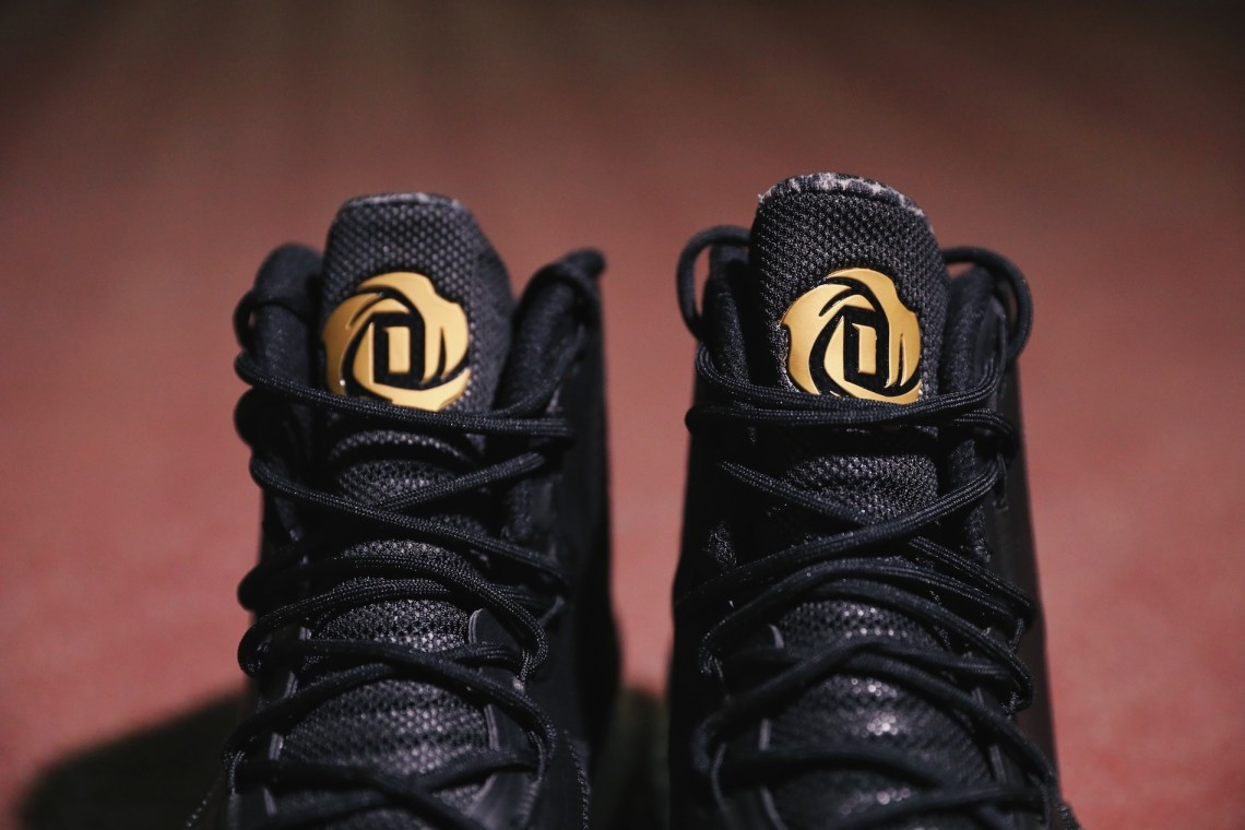release date: 13bb1 70514 Grab a closer look at the adidas D Rose 8 BlackGold below and share your  thoughts.