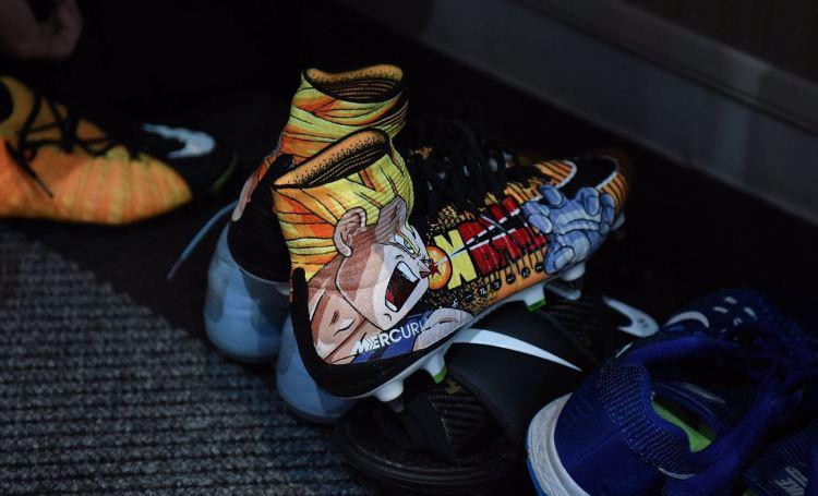 """1ee9bc42ca7 ... Custom Nike Mercurial """"MANGA"""" Bakery Sako by Orravan Design ..."""