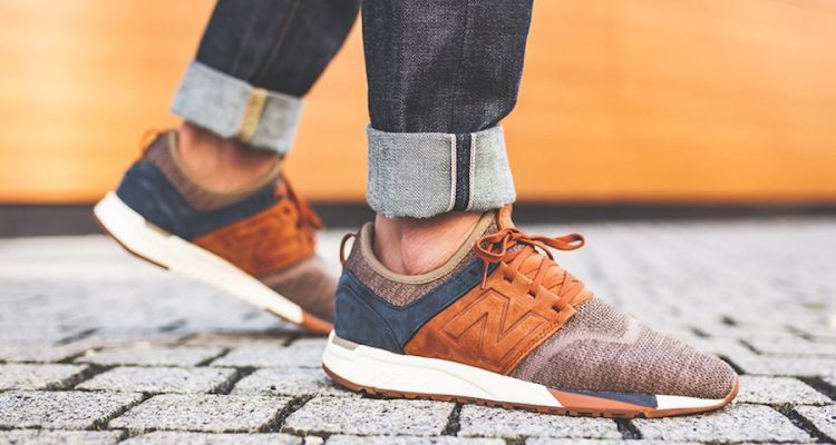"""New Balance 247 Luxe """"Knit"""" Pack"""