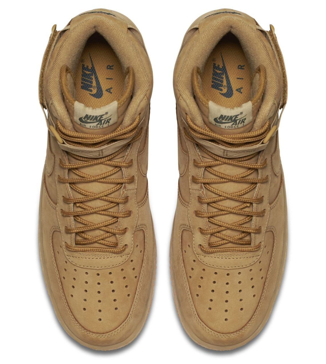 "Nike Air Force 1 High LV8 ""Flax"""