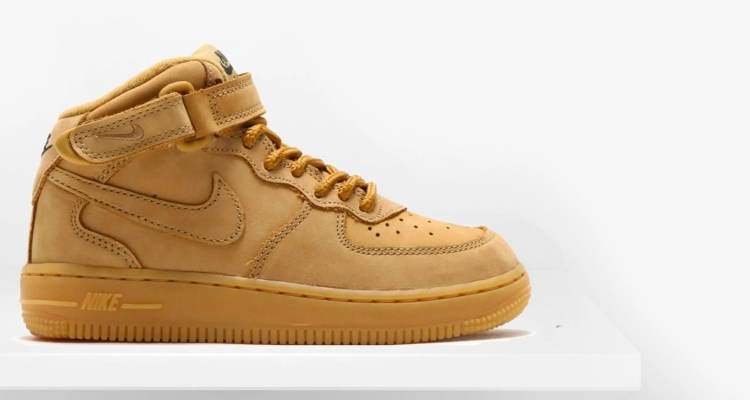 "Nike Air Force 1 Mid PS ""Wheat"""