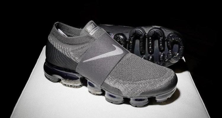 """Nike Air VaporMax Strap """"Grey"""""""