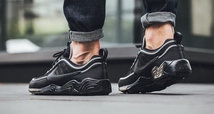 Nike Air Zoom Spiridon '16 Black/Anthracite