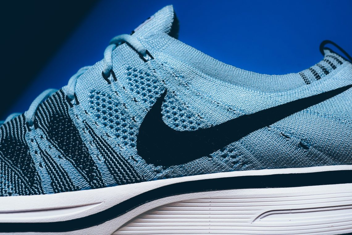 "8b7be4dc499a8 Nike Flyknit Trainer ""Cirrus Blue"" Nike Flyknit Trainer"