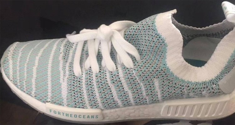 Parley for the Oceans x adidas NMD