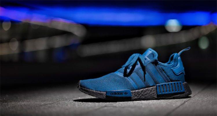 adidas NMD R1 Blue/Black