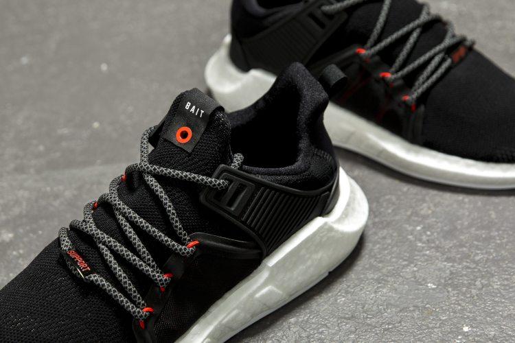 Adidas Consortium x BAIT EQT