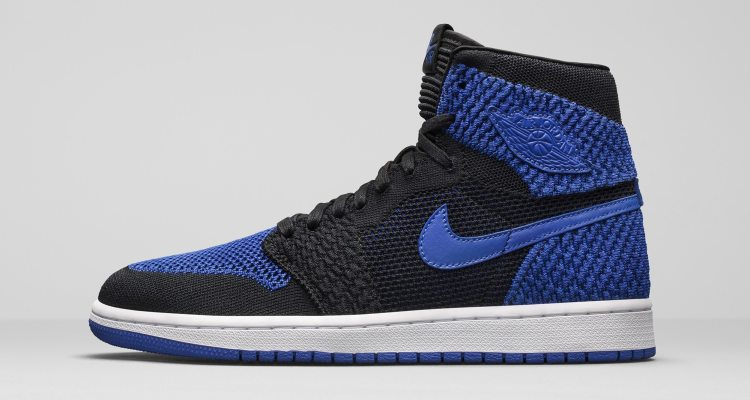 "Air Jordan 1 Flyknit ""Royal"""