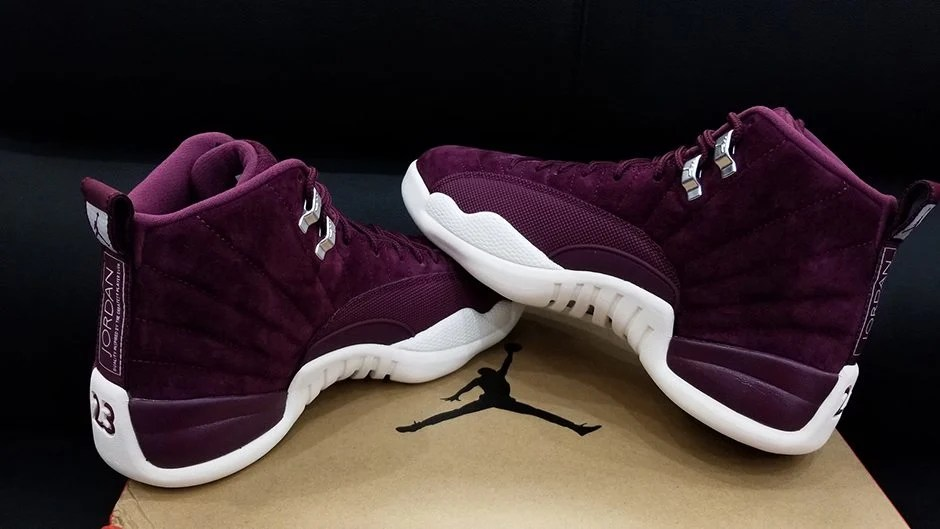 "huge discount 847e2 11d34 Air Jordan 12 ""Bordeaux"" ..."