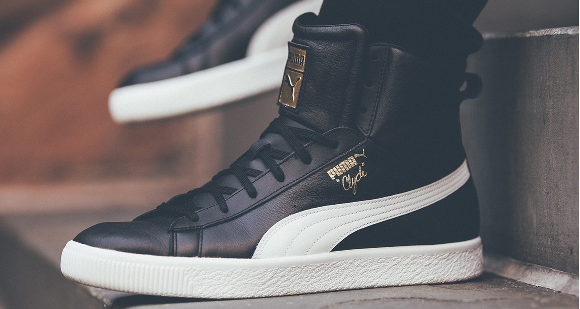 43a2e1c1c4a PUMA Clyde Core Mid    Detailed Look