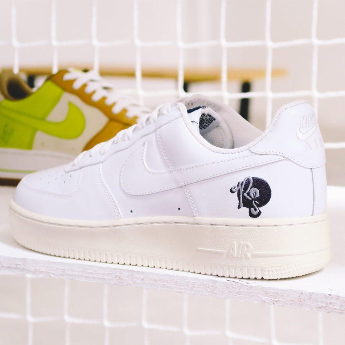 Roc-A-Fella x Nike Air Force 1 Set to Retro in 2017
