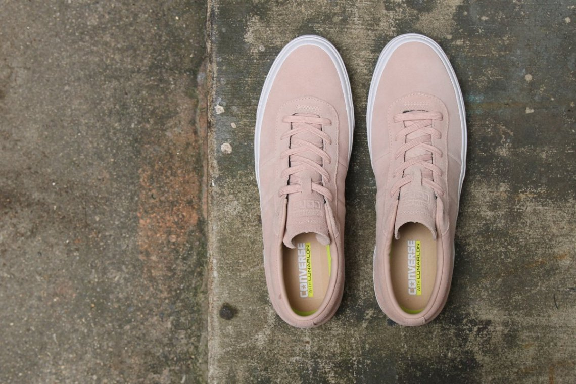"""Converse One Star CC Ox """"Pink Suede"""""""