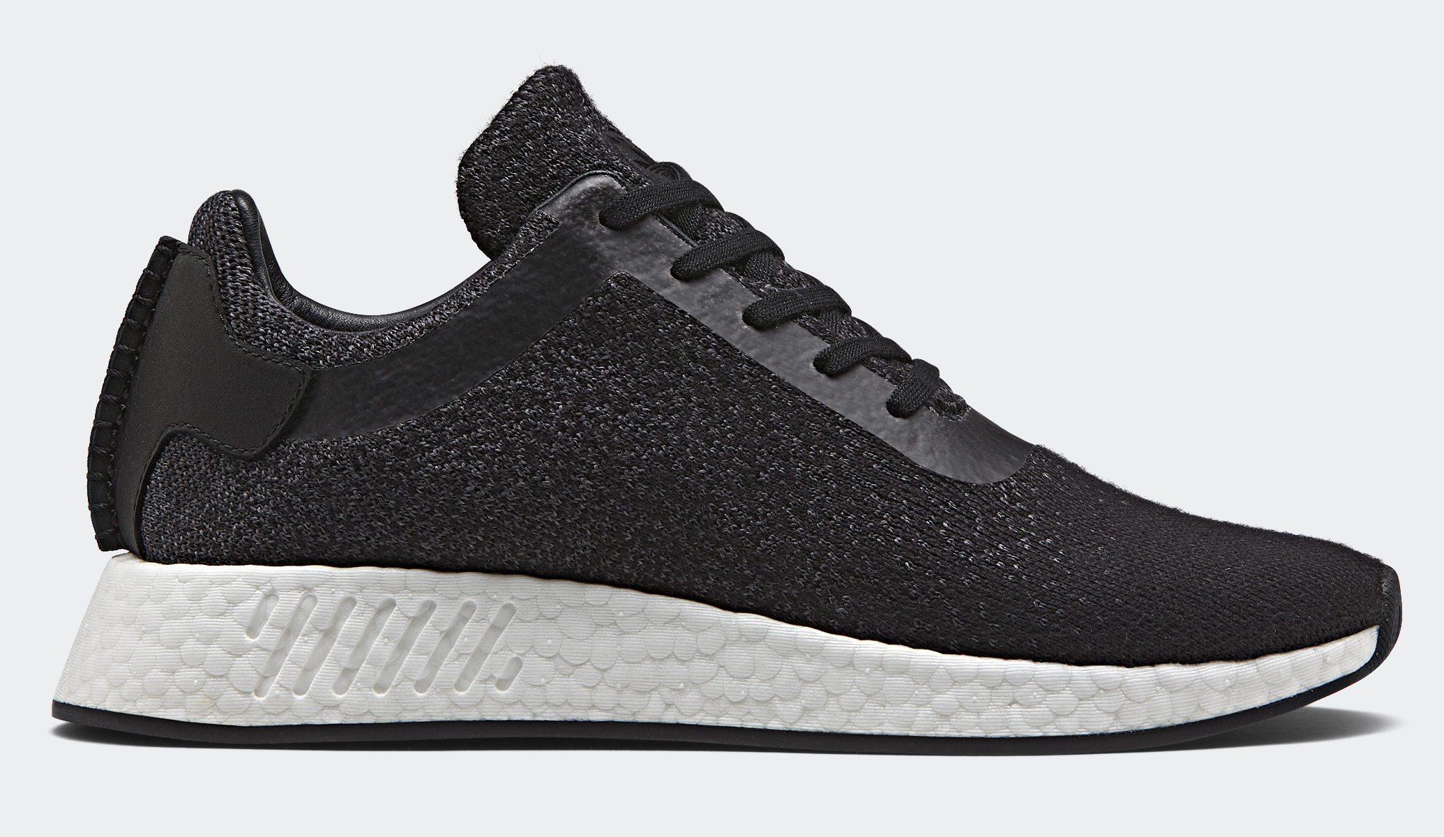 Ali + corna autunno / inverno 2017 x adidas debutto calzature raccolta