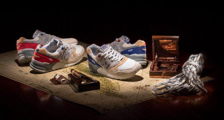 "Concepts x New Balance 999 ""Hyannis"""