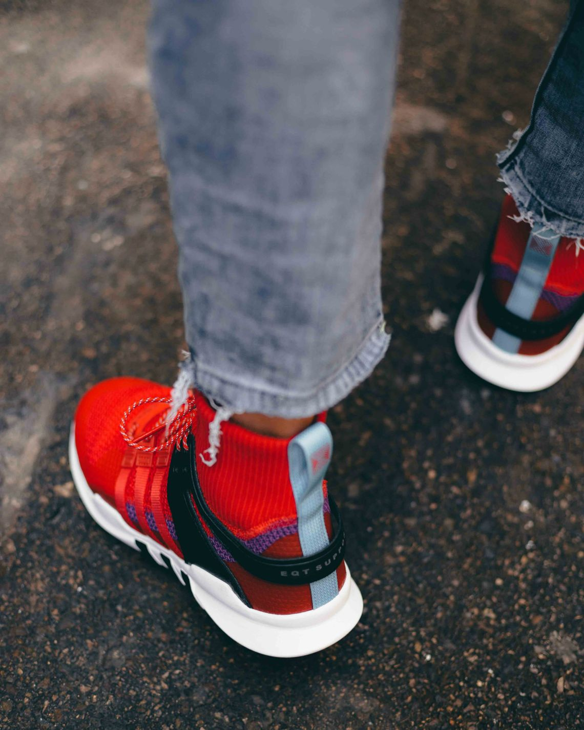 "adidas EQT Support ADV Winter ""Scarlet"""
