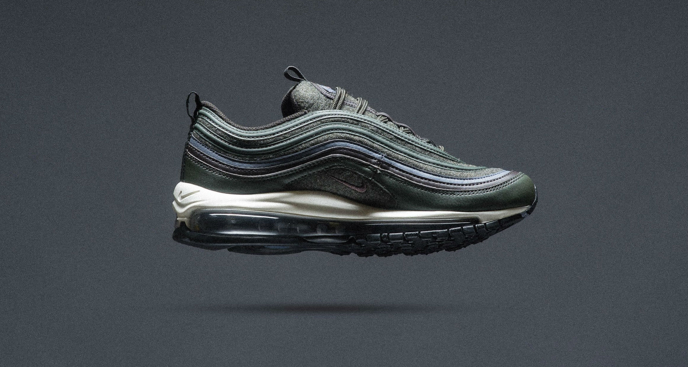 Cheap Nike AIR MAX 97 PREMIUM SEQUOIA AVAILABLE NOW The