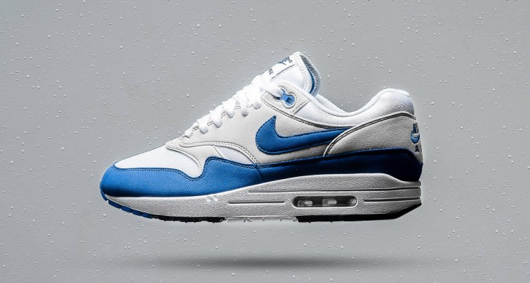 "Nike Air Max 1 Anniversary ""Royal"""