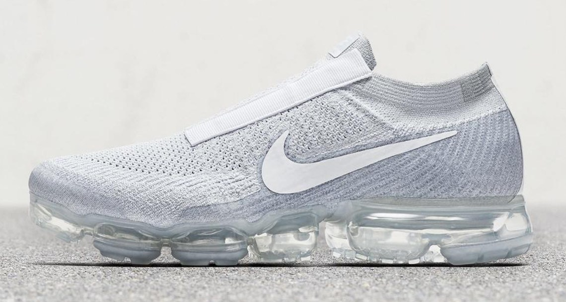 reputable site 0fa66 8b5da Nike Air Vapormax Flyknit Laceless