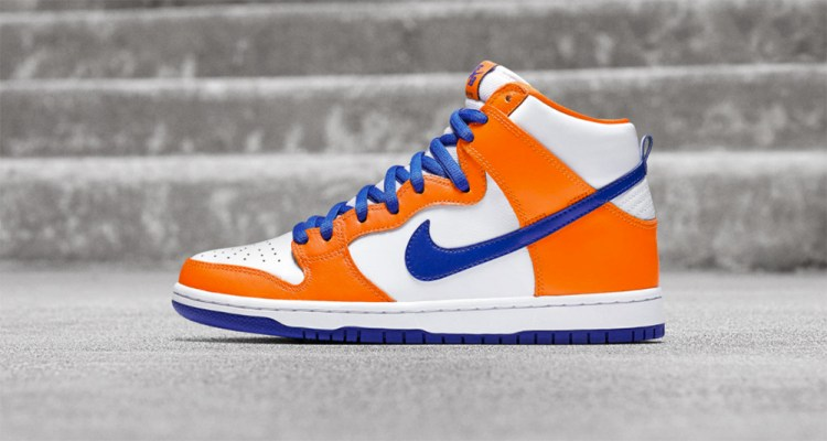 "Nike SB Dunk High ""Danny Supa"""
