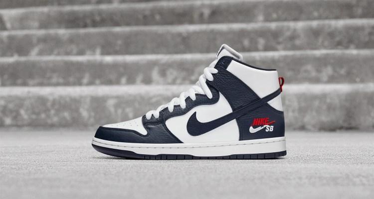 73f3f813d2e Nike SB Dunk High Pro