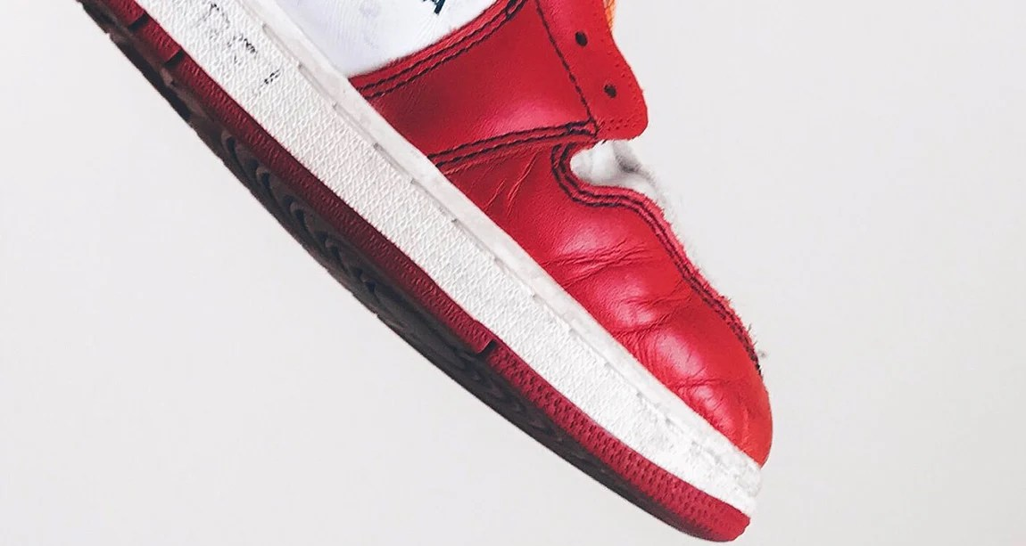 huge discount 664f0 46c38 Here's What Beat Off-White Jordan 1's Look Like | Nice Kicks