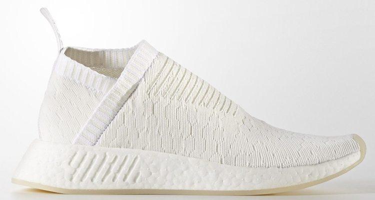 """adidas NMD CS2 """"Core White"""""""