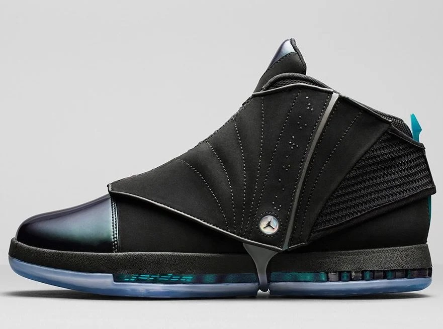 9277620a3da5 Air Jordan 16    Throwback Thursday