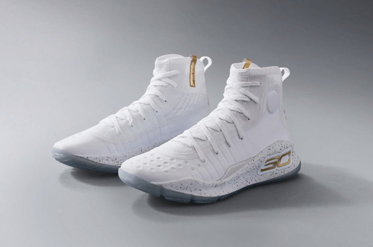 "Under Armour Curry 4 ""More Rings"" Championship Pack"