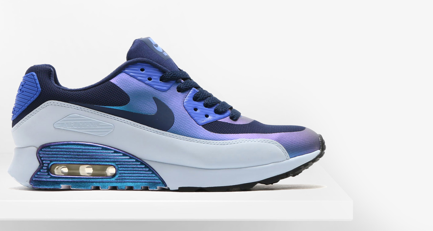 "premium selection 9d892 e08a8 Nike Air Max 90 Ultra 2.0 ""Comet Blue""    Available Now"