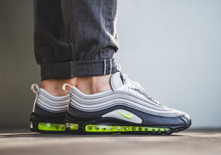 buy online 05c8e 82f99 Another Look at the Nike Air Max 97