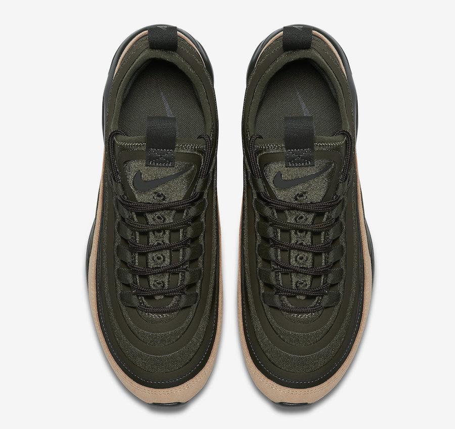 Nike Air Max 97 Ultra SE Cargo Khaki/Mushroom