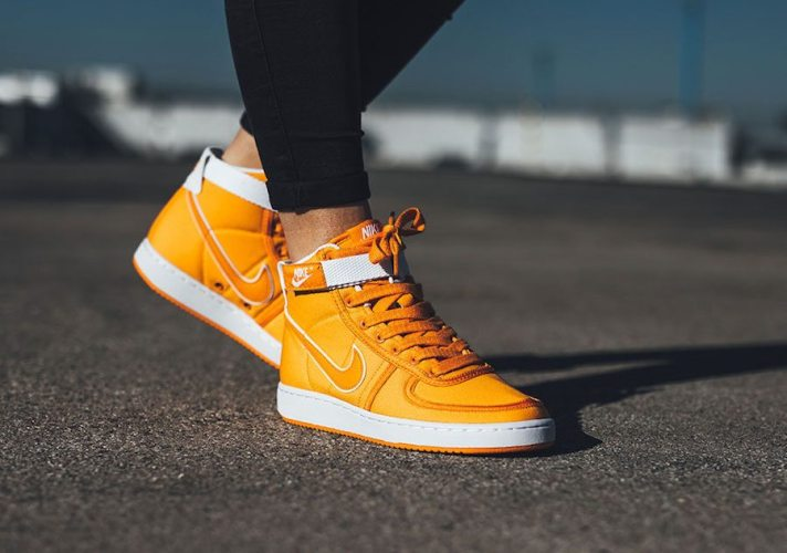 "official photos 3dc3b 9126e ... Nike Vandal High ""Doc Brown"" ..."