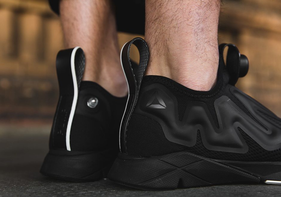 "Reebok Pump Supreme ""Triple Black"""