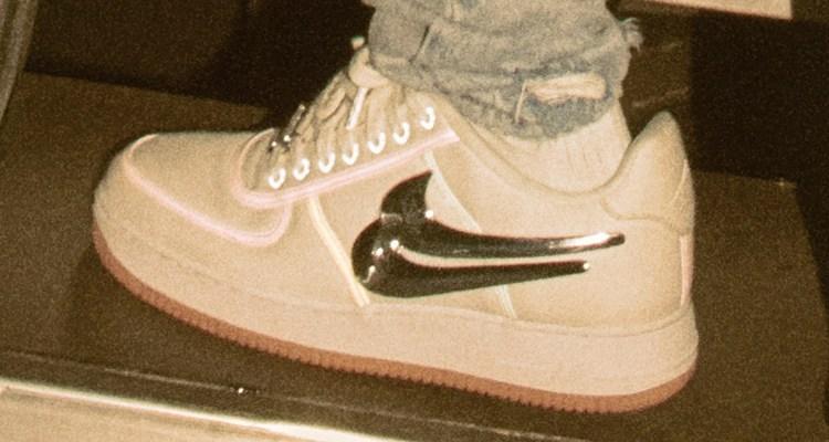 Travis Scott x Nike Air Force 1 Low