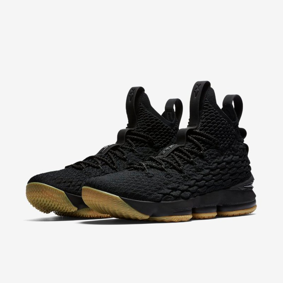 pretty nice f7189 1c44d Nike LeBron 15 Black/Gum // Release Date | Nice Kicks