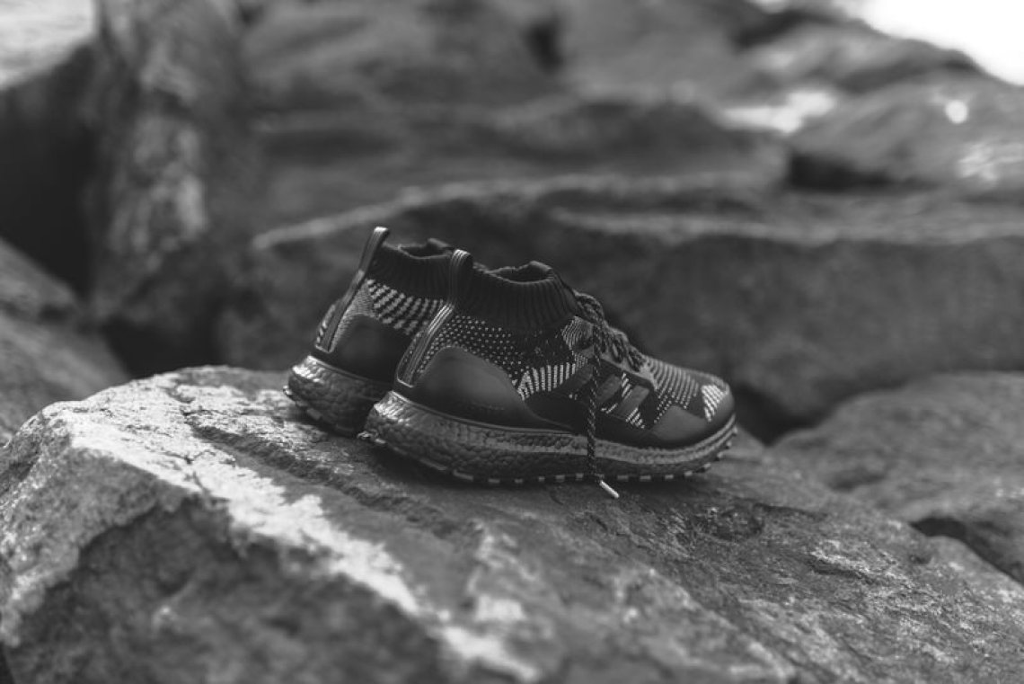 9f1953d00 Kith x nonnative x adidas UltraBOOST Mid    Black Friday Release