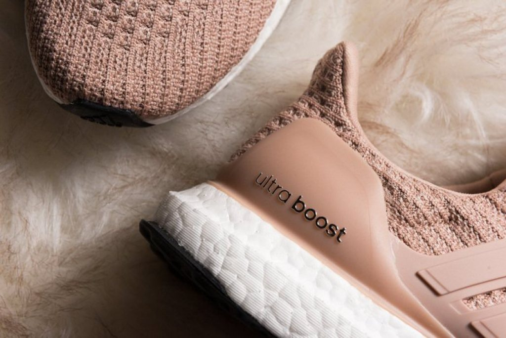 "adidas Ultra Boost 4.0 ""Champagne Pink"""
