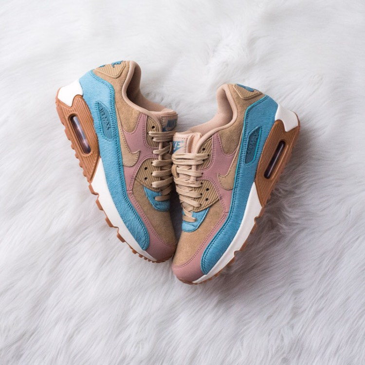 25db04ea22bb43 WMNS Nike Air Max 90 LX