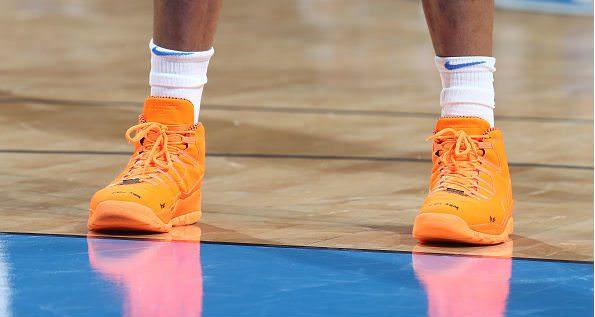 new styles 9c844 32aa8 Russell Westbrook Celebrates Birthday in Air Jordan 10