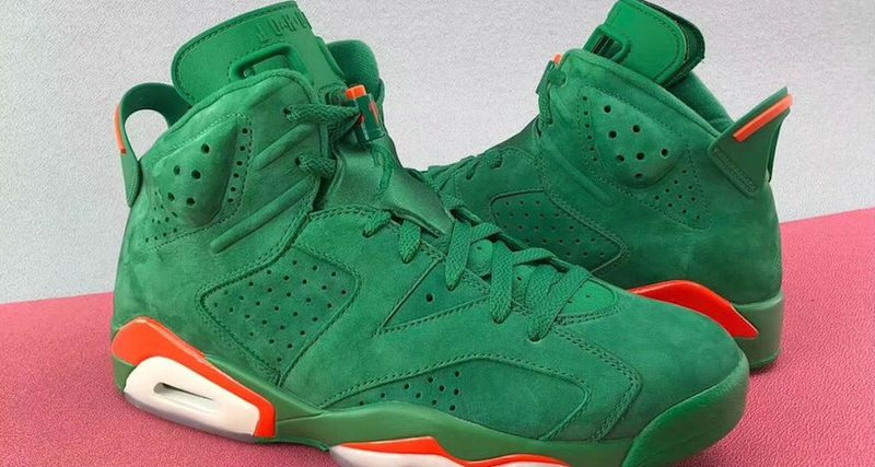 "huge selection of 867ca 3cf6a Air Jordan 6 ""Gatorade"" // Release Info 
