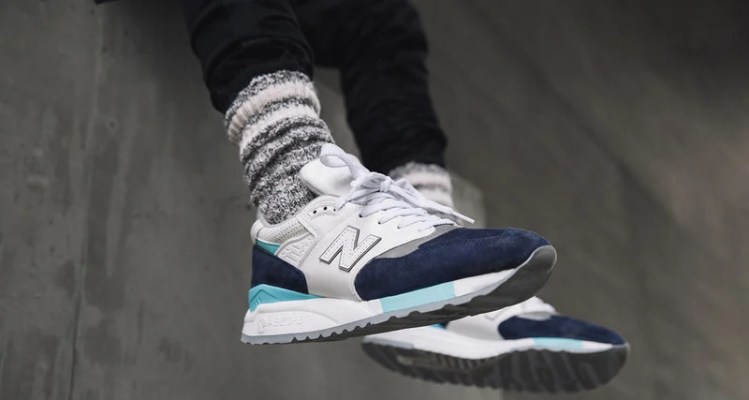 "New Balance 998 ""Winter Peaks"""