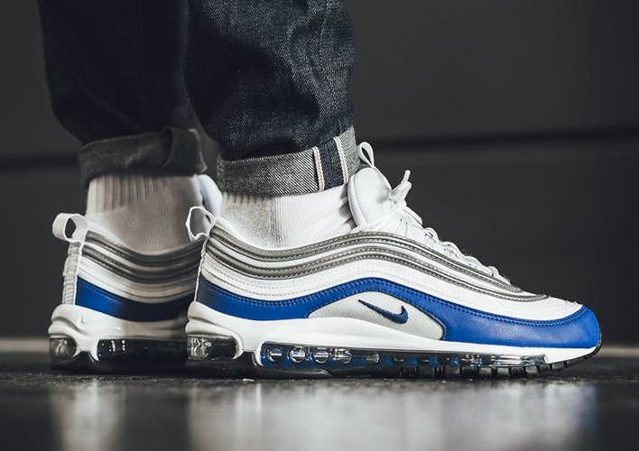 "Nike Air Max 97 ""Royal"""