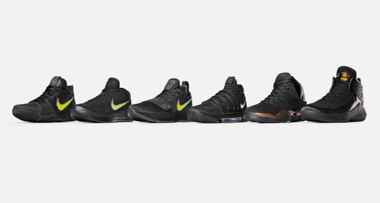 "Nike Basketball ""PK80"" Collection"