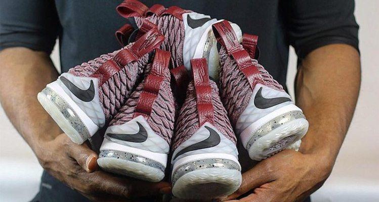 "Nike LeBron 15 ""Wine"""